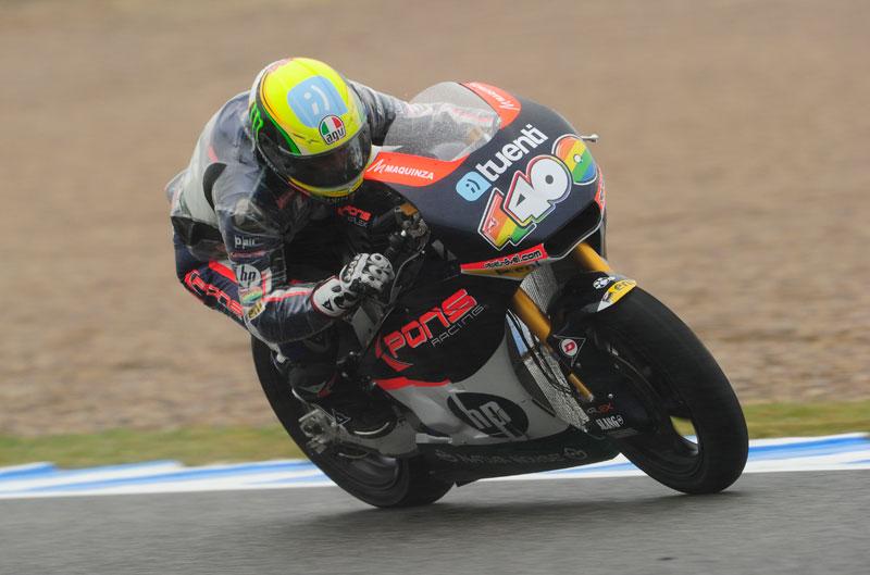 Pol Esparagaró, victoria en el GP de España de Moto2