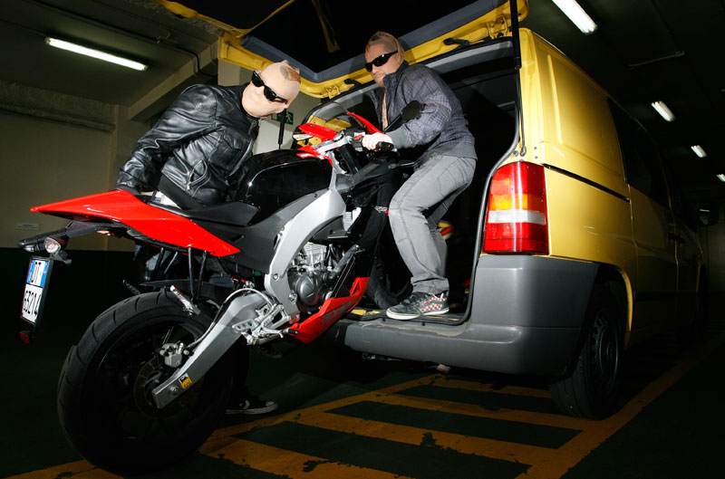 Especial robos de motos y Gran Premio de Jerez