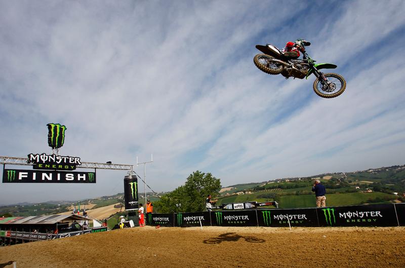 Christophe Pourcel vuelve a ganar en el Mundial de Motocross