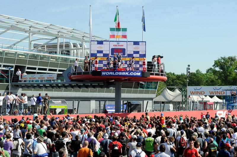 Horarios y televisión del Mundial de SBK en Monza