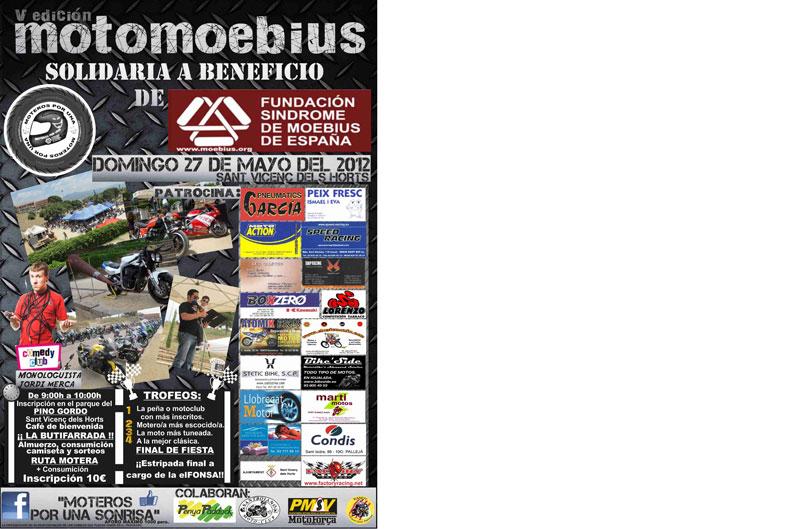 V Concentración Motomoebius