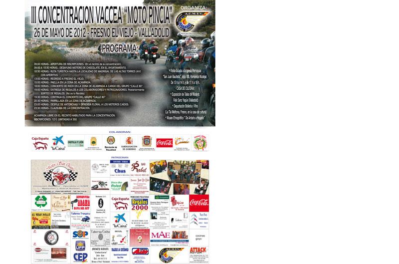 III CONCENTRACIÓN VACCEA 2012