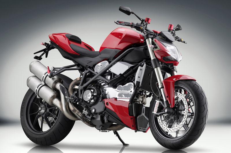 Kit Rizoma para la Ducati Streetfighter