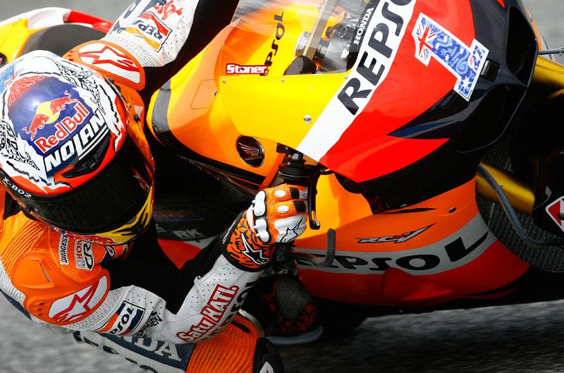 """Cortese, Stoner y Márquez, """"pole position"""" para el Gran Premio de Portugal"""