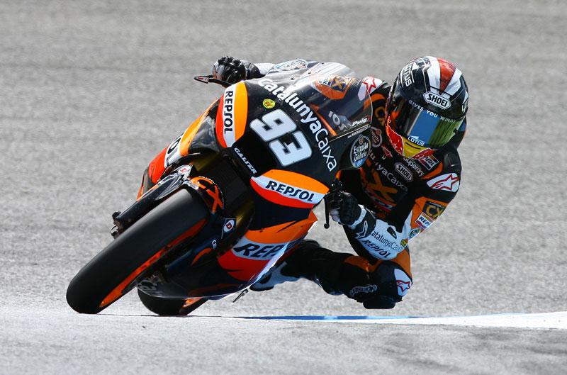 Marc Márquez vence en el Gran Premio de Portugal de Moto2
