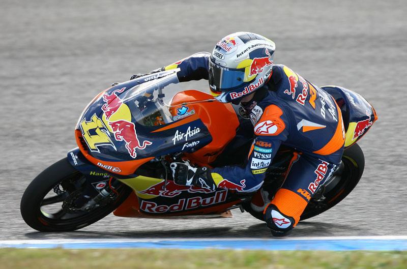 Sandro Cortese vence en el Gran Premio de Portugal de Moto3