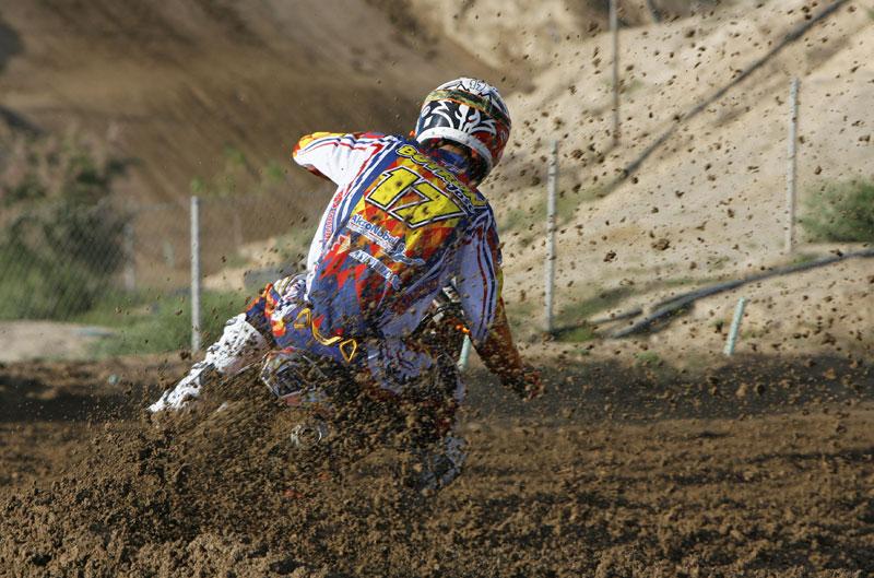 Campeonato de España de Motocross en Alhama de Murcia