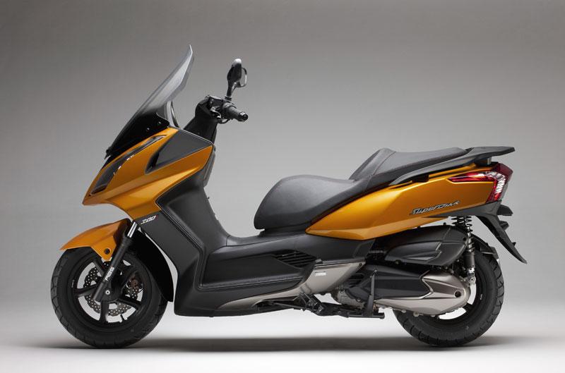 Kymco y BNP Paribas financian la compra de tu moto
