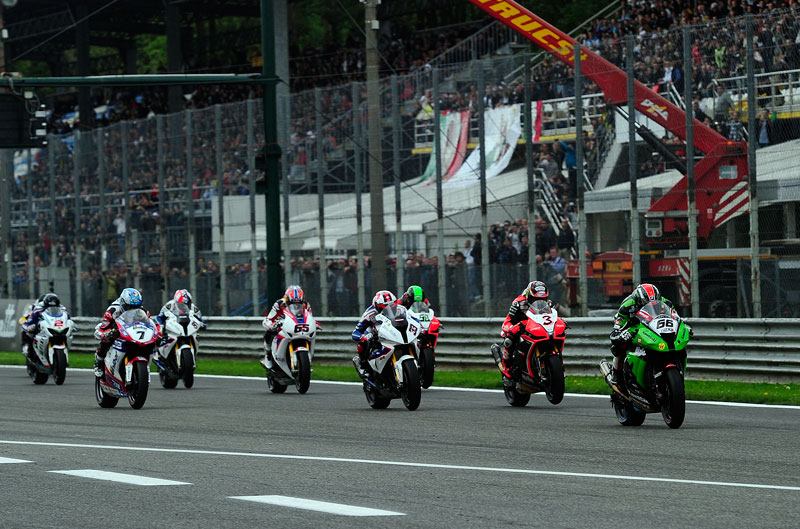 Vídeo: highlights de Superbike y Supersport en Monza