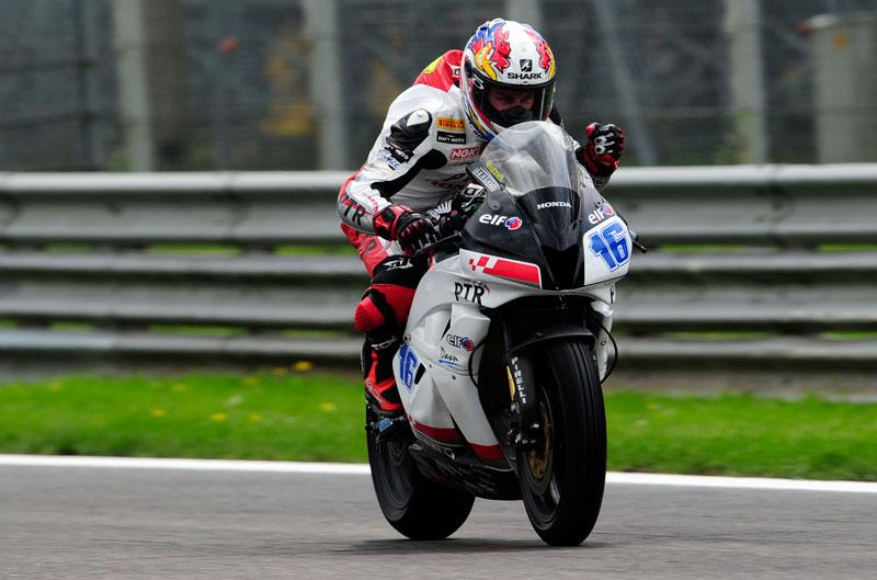Cluzel gana su primera carrera de Supersport en Monza
