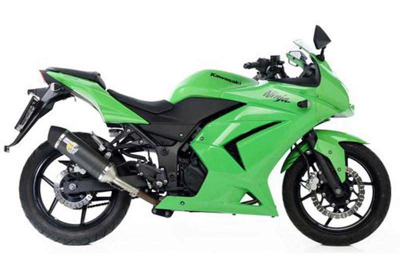 Estrena Kawasaki a precio de locura