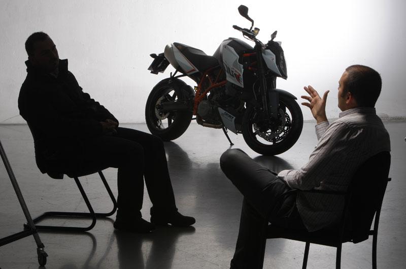 Entrevista a un antiguo ladrón de motos