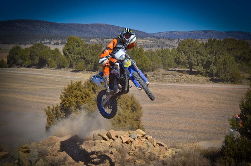 Festival Motor Aventura 2012 en la Masía Pelarda (Teruel)