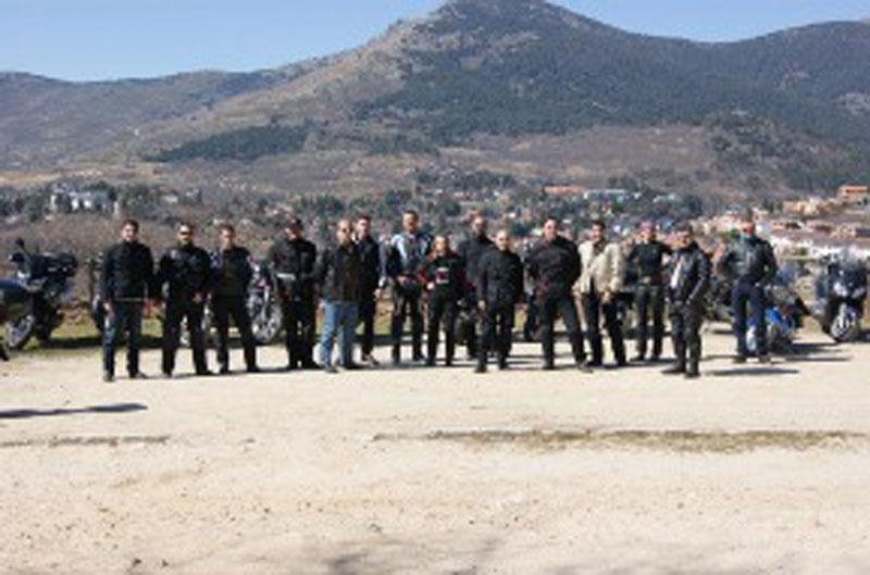 Ruta Moto-Almuerzo en Cerceda del Club Soy Motero