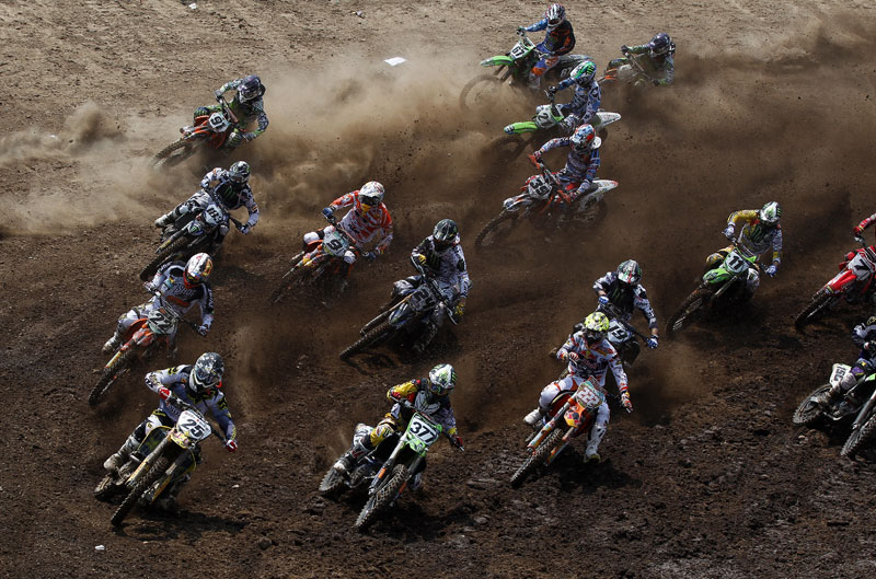 Campeonato del Mundo MX1/Mx2: cuarta prueba en México