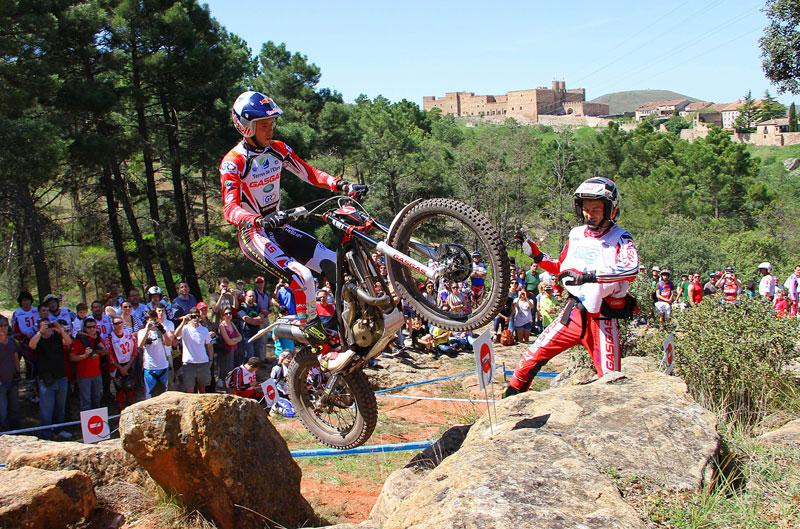 Cuarta Prueba del Campeonato de España de Trial en Sigüenza