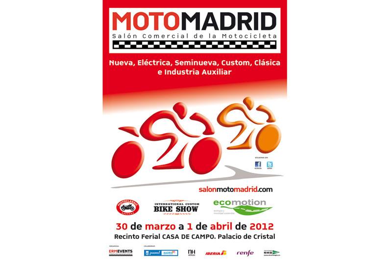 Diseña el cartel de la II Edición de MotoMadrid