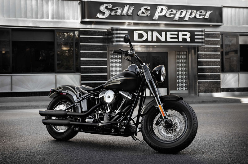 Customiza tu Harley-Davidson Softail Slim