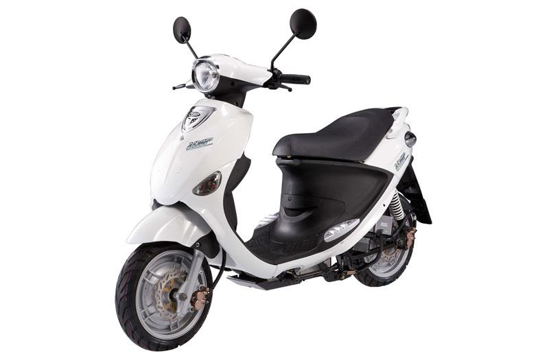 iDEP, la scooter eléctrica de PGO