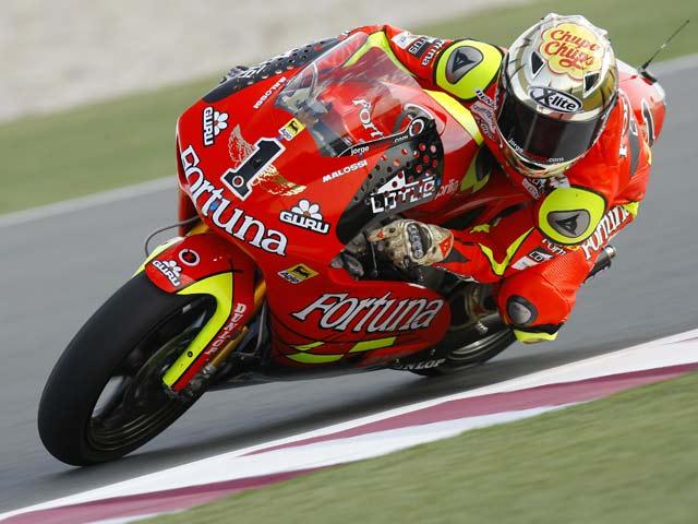 GP Qatar. Entrenamientos 250