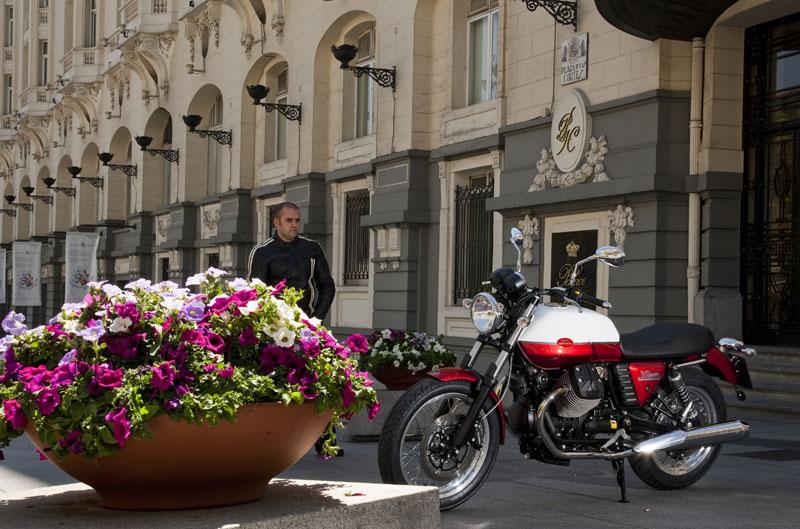 Moto Guzzi V7 Special: Prueba a fondo