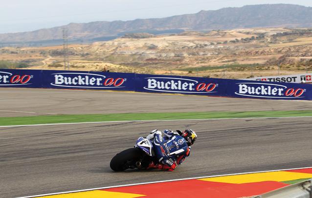 Buckler 0,0 te invita al GP de Cataluña de MotoGP