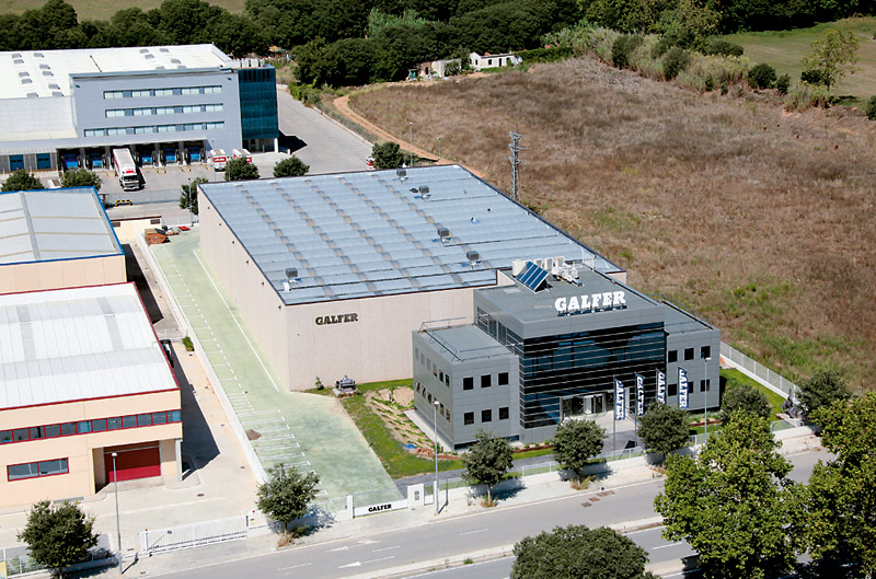 Visita fábrica de frenos Galfer