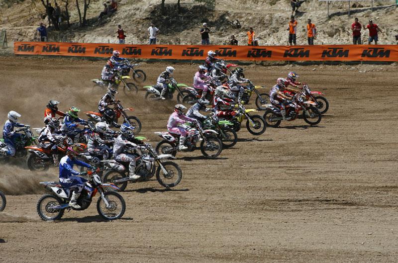Campeonato de España de Motocross en Lleida