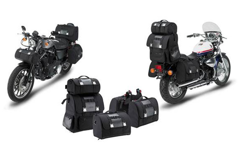 Bolsas Classics de GIVI para motos custom y clásicas
