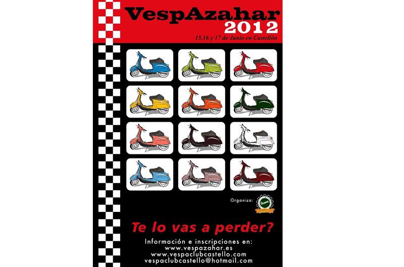 VESPAHAZAR 2012