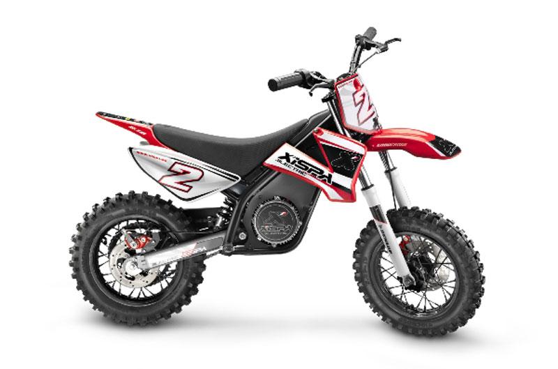 Enducross E10 de Xispa Motorbike