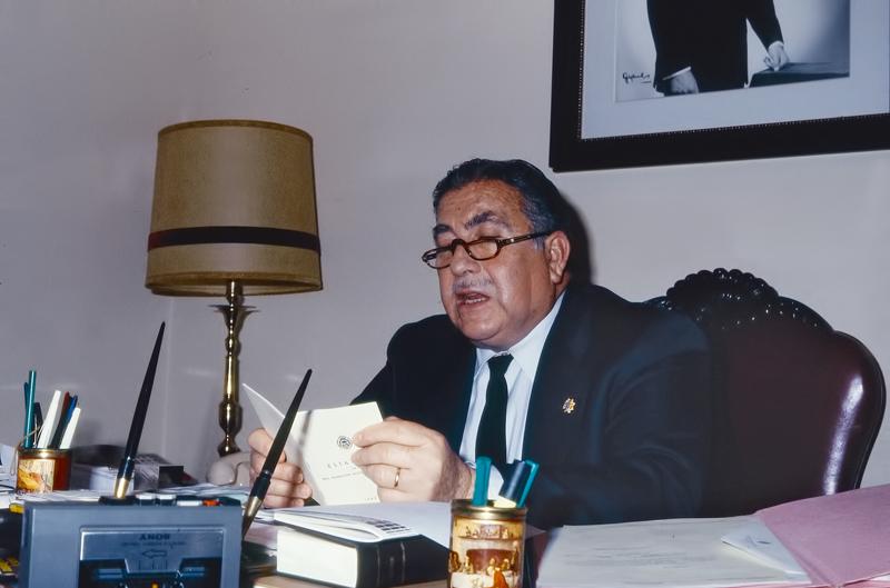 Falleció Luis Soriano