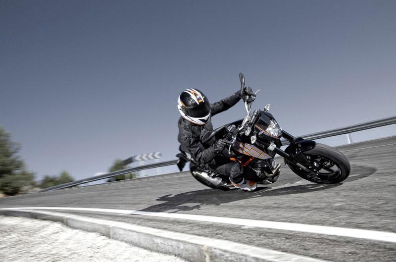 Prueba tu KTM preferida