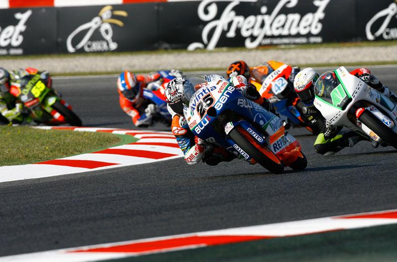 Maverick Viñales vence en el Gran Premio de Cataluña en Moto3