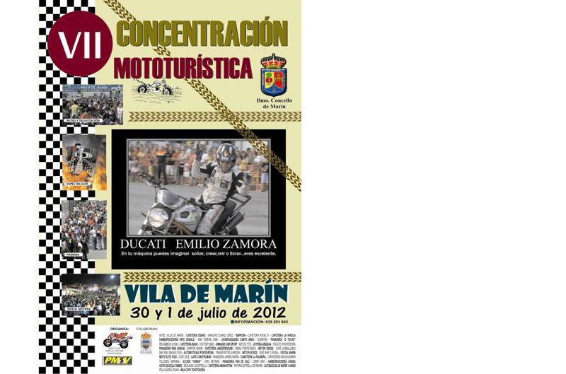 VII CONCENTRACIÓN VILLA DE MARÍN