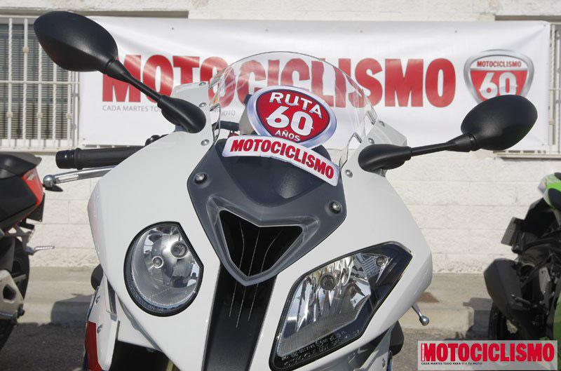 Ruta en moto por el Jarama con el Action Team de Motociclismo
