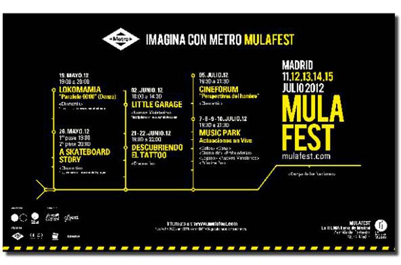 Mulafest, el Festival Internacional de Tendencias Urbanas llega a Madrid