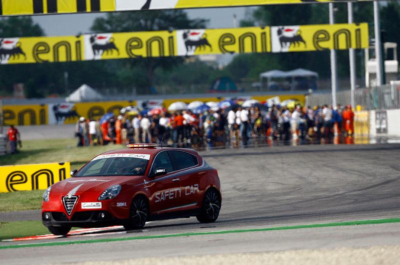 Disfruta del Mundial de SBK en MotorLand con Alfa Romeo