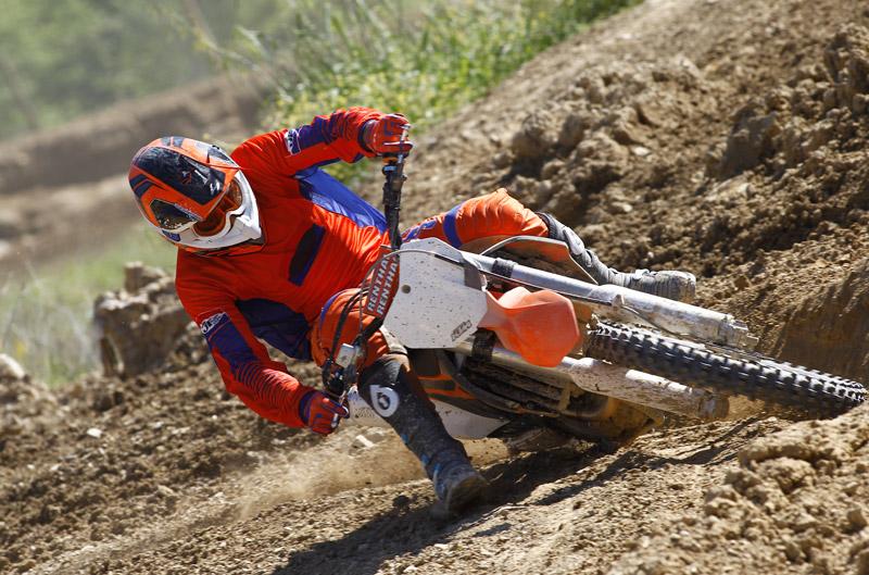 KTM SX Motocross 2013