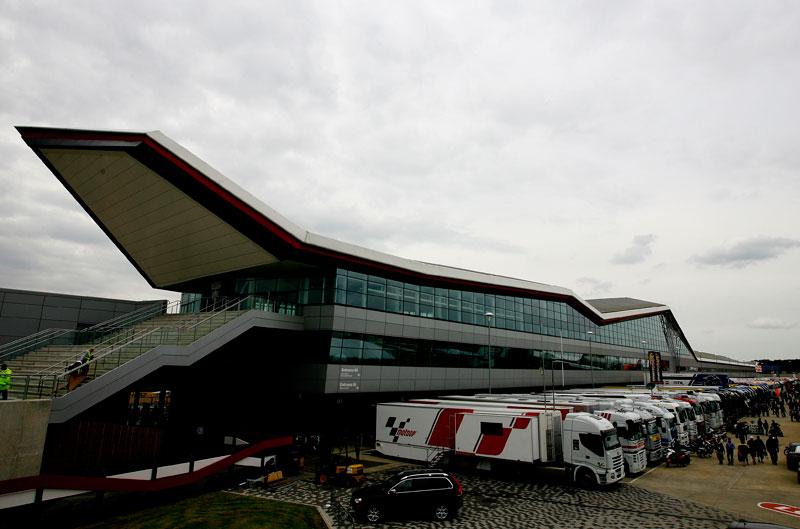 Clasificaciones entrenamientos libres FP1 GP Gran Bretaña Silverstone