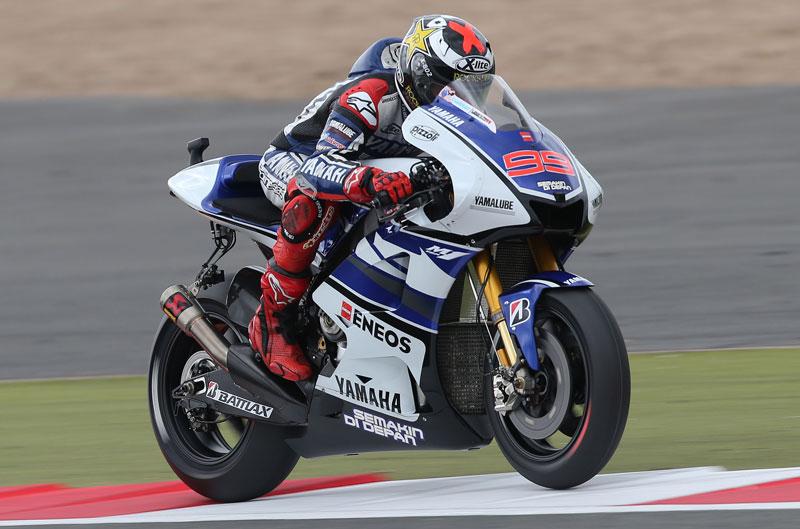 Jorge Lorenzo gana el Gran Premio de Gran Bretaña de MotoGP