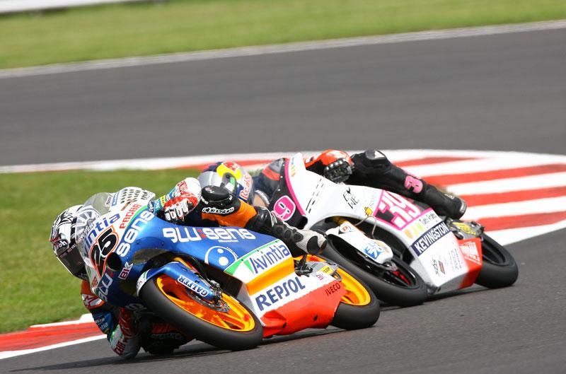Los protagonistas de Moto3 en el GP de Gran Bretaña