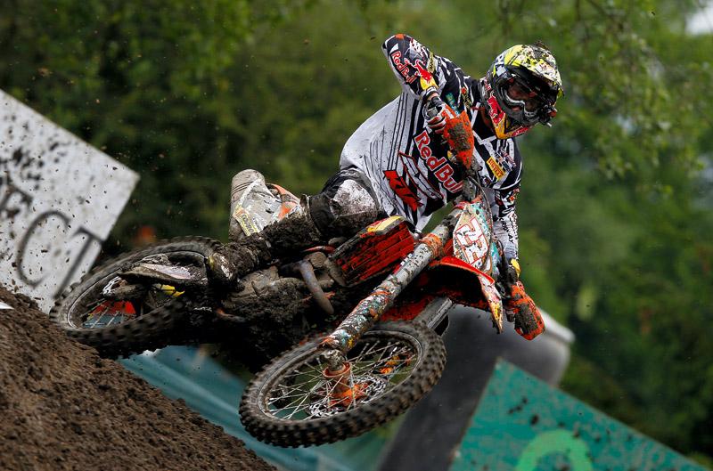 Nueva victoria de Antonio Cairoli