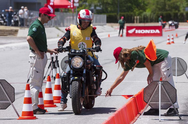 Honda ya tiene al Motorista del Año 2012
