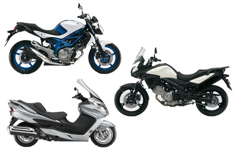 Nuevo Plan de Financiación de Suzuki