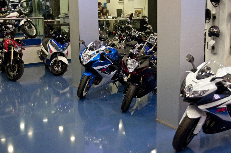 Séptimo aniversario del concesionario Suzuki Saimoto