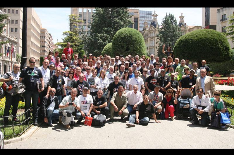 VIII Encuentro Grandes Viajeros: Albacete 2012