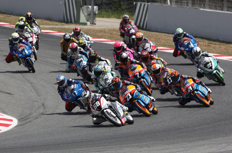 El CEV cumple 100 carreras en el Circuit de Catalunya