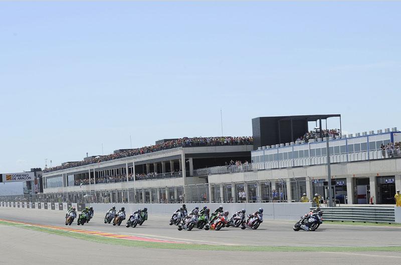 Previo Mundial de SBK. Circuito de MotorLand, Aragón