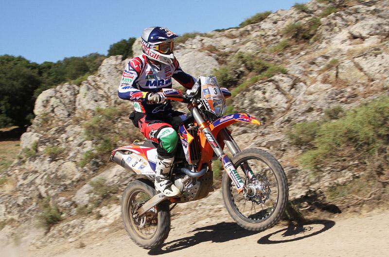 Marc Coma, campeón del Mundo de Rallies